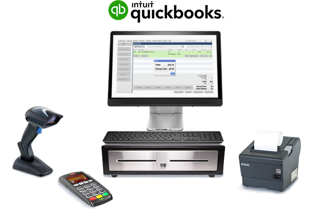 QuickBooks Point of Sale | Individual Point of Sale